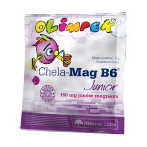 Olimpek, Chela-Mag B6 Junior saszetki marki Olimp Labs - zdjęcie nr 1 - Bangla