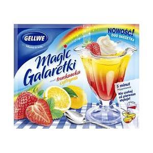 Magic Galaretka - różne smaki marki Gellwe - zdjęcie nr 1 - Bangla