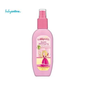 Rossmann, Lilliputz, Leichtkamm - Spray fur Prinzessinen (Spray ułatwiający rozczesywanie włosów dla księżniczek) marki Rossmann - zdjęcie nr 1 - Bangla