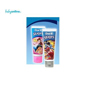 Procter & Gamble, Oral-B Stages, Pasta do zębów dla dzieci marki Procter & Gamble - zdjęcie nr 1 - Bangla