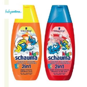 Schwarzkopf, Schauma Kids Smurf, Szampon i balsam 2 w 1 marki Schwarzkopf - zdjęcie nr 1 - Bangla