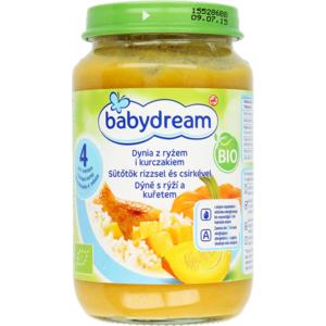 Babydream, obiadki dla dzieci i niemowląt - różne rodzaje marki Rossmann - zdjęcie nr 1 - Bangla