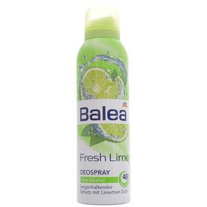 Fresh Lime Deospray marki Balea - zdjęcie nr 1 - Bangla