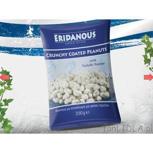 Eridanous, crunchy coated peanuts with tzatziki flavour, orzechy ziemne w cieście tzatziki marki Lidl - zdjęcie nr 1 - Bangla