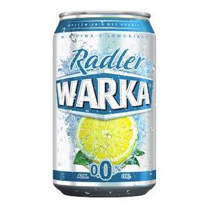 Piwo bezalkoholowe Radler 0,0% marki Warka - zdjęcie nr 1 - Bangla