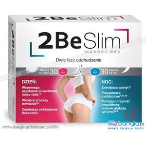 2 Be Slim, Dwie fazy odchudzania - tabletki na dzień i na noc marki Colfarm - zdjęcie nr 1 - Bangla