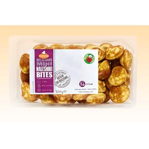 Delicious Mini Naleśniki Bites marki Biedronka - zdjęcie nr 1 - Bangla