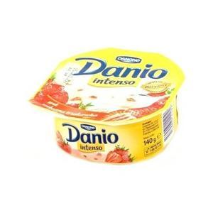 Danio Intenso truskawka serek homogenizowany marki Danone - zdjęcie nr 1 - Bangla