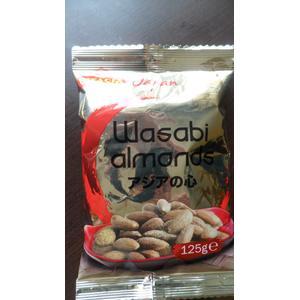 Vitasia, wasabi almonds marki Lidl - zdjęcie nr 1 - Bangla