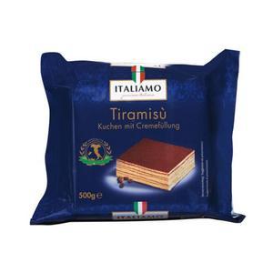 Italiamo, coffee flavoured tiramisu sponge marki Lidl - zdjęcie nr 1 - Bangla