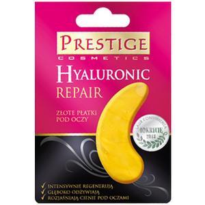 Prestige Złote platki pod oczy Hyaluronic Repair marki Świt Pharma - zdjęcie nr 1 - Bangla