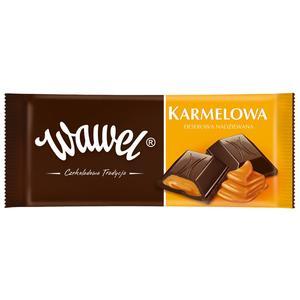 Czekolada Karmelowa marki Wawel - zdjęcie nr 1 - Bangla
