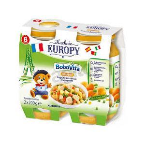 Obiadki i deserki Kuchnie Europy marki BoboVita - zdjęcie nr 1 - Bangla