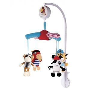 Elektryczna karuzela z kolekcji Piraci marki Canpol babies - zdjęcie nr 1 - Bangla