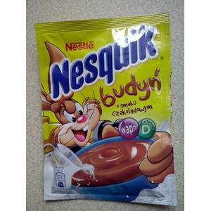 Budyń - różne smaki marki Nesquik - zdjęcie nr 1 - Bangla
