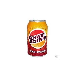 Schwip Schwap, Cola + Orange marki Pepsi Co - zdjęcie nr 1 - Bangla