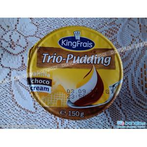 KingFrais, Trio-Pudding, Różne smaki marki Lidl - zdjęcie nr 1 - Bangla