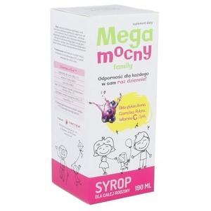 Megamocny Family, Syrop na odporność marki Tactica - zdjęcie nr 1 - Bangla