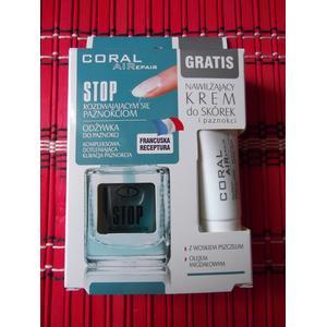 CORAL AIRepair Odżywka STOP Rozdwajającym się Paznokciom marki Delia Cosmetics - zdjęcie nr 1 - Bangla