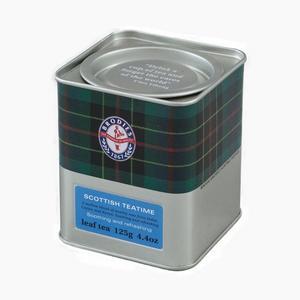 Segafredo Zanetti Poland Sp. z o.o., Herbata liściasta Scottish Teatime w puszce marki Segafredo Zanetti Poland Sp. z o.o. - zdjęcie nr 1 - Bangla