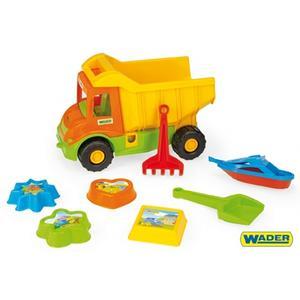 Wader, Multi Truck Wywrotka z zestawem do piasku marki Wader - zdjęcie nr 1 - Bangla