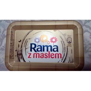 Rama z masłem, z masłem i z solą morską marki Unilever - zdjęcie nr 1 - Bangla