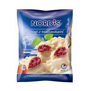 Pierogi z truskawkami marki Nordis - zdjęcie nr 1 - Bangla