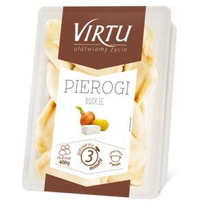 Pierogi ruskie marki Virtu - zdjęcie nr 1 - Bangla