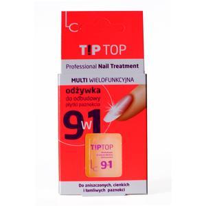 Tip Top MULTI Wielofunkcyjna odżywka do odbudowy płytki paznokcia 9 w 1 Do zniszczonych, cienkich i łamliwych marki Laura Conti - zdjęcie nr 1 - Bangla