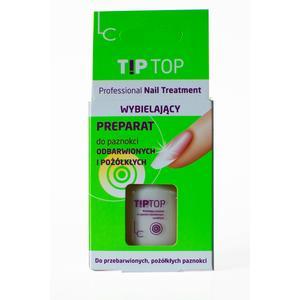 Tip Top  Professional Nail Treatment Wybielający preparat do przebarwionych, pożółkłych paznokci marki Laura Conti - zdjęcie nr 1 - Bangla
