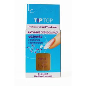 Tip Top Aktywnie odbudowująca odżywka z metioniną i panthlem Do cienkich i łamliwych paznokci marki Laura Conti - zdjęcie nr 1 - Bangla