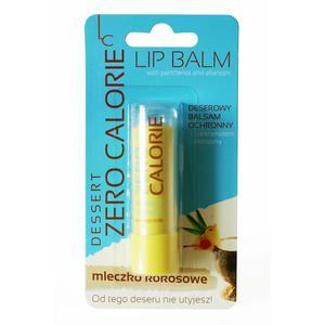 Zero Calorie Lip Balm, Balsam Ochronny do ust Z panthenolem i allantoiną - różne rodzaje marki Laura Conti - zdjęcie nr 1 - Bangla