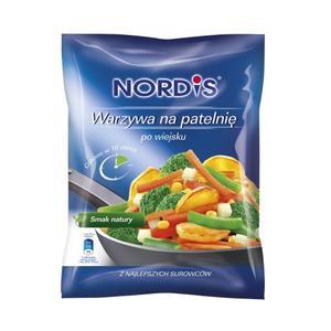 Warzywa na patelnię, mieszanka wiejska marki Nordis - zdjęcie nr 1 - Bangla