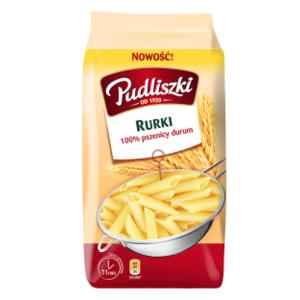 Makaron 100% pszenicy durum, różne formy marki Pudliszki - zdjęcie nr 1 - Bangla