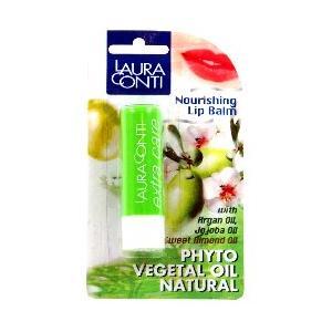 Nourishing Lip Balm Extra Care, Phyto Vegetal Oil Natural, Odżywczy balsam do ust z olejkami roślinnymi marki Laura Conti - zdjęcie nr 1 - Bangla