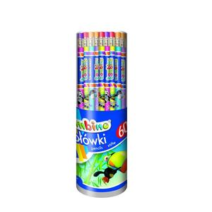Bambino, Ołówek z gumką marki St. Majewski - zdjęcie nr 1 - Bangla