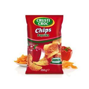 Crusti Croc, Chipsy paprykowe marki Lidl - zdjęcie nr 1 - Bangla