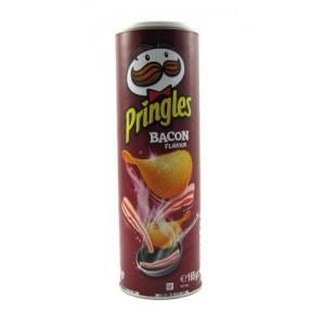 Bacon, chipsy o smaku bekonu marki Pringles - zdjęcie nr 1 - Bangla