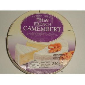 French Camembert marki Tesco - zdjęcie nr 1 - Bangla