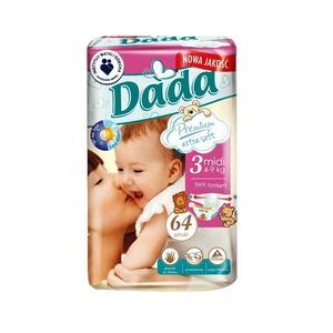 Dada, Premium Extra Soft Midi 4-9 kg marki Dada Paradiso Group - zdjęcie nr 1 - Bangla