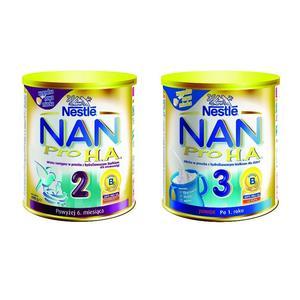 Nestle, NAN Pro HA 2, 3 mleko modyfikowane w proszku z hydrolizowanym białkiem marki Mleka modyfikowane NAN OPTIPRO 2 - zdjęcie nr 1 - Bangla