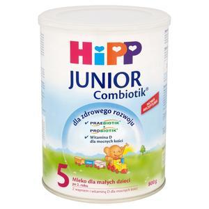HiPP, Mleko dla małych dzieci 5 JUNIOR Combiotik® marki HiPP - zdjęcie nr 1 - Bangla