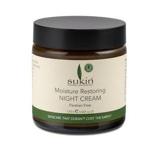 Moisture Restoring Night Cream marki Sukin - zdjęcie nr 1 - Bangla