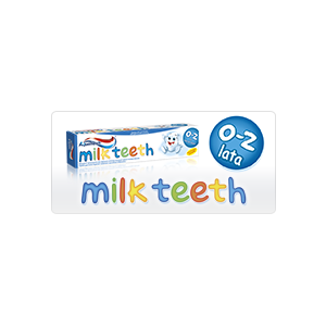 Milk teeth 0 - 2 lata, Pasta do zębów marki Aquafresh - zdjęcie nr 1 - Bangla