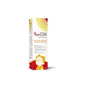 PoxClin CoolMousse, Pianka dla dzieci chorych na ospę wietrzną marki Vitamed - zdjęcie nr 1 - Bangla