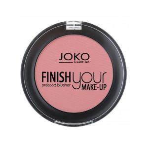 Finish Your Makeup Pressed Blusher, Róż prasowany marki Joko Cosmetics - zdjęcie nr 1 - Bangla