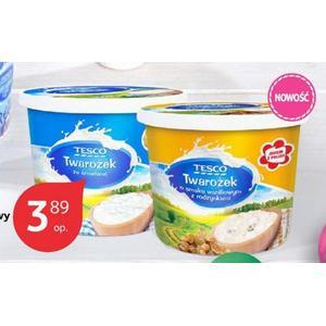 Twarożek - różne smaki marki Tesco - zdjęcie nr 1 - Bangla