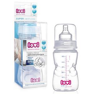 Butelka samosterylizująca z systemem odpowietrzania SUPER VENT - wersja od 10.2014 marki Lovi - zdjęcie nr 1 - Bangla
