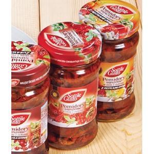 Sottile Gusto, Pomidory suszone w oleju, różne rodzaje marki Biedronka - zdjęcie nr 1 - Bangla