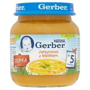 Nestle, Gerber, Zupki marki Dania gotowe Gerber - zdjęcie nr 1 - Bangla